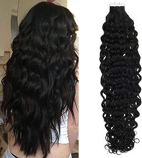 sepia hair extensions