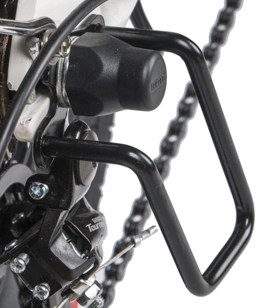 Elektrofahrrad Ebike Klapprad Mountainbike 20 Zoll mit 48V 10,4Ah Lithium-Akku 350 W Motor 25 km//h 7-Gang-Diebstahlalarm,Smartphone-Halter Elektrische E-Bike MTB f/ür Outdoor Herren Damen