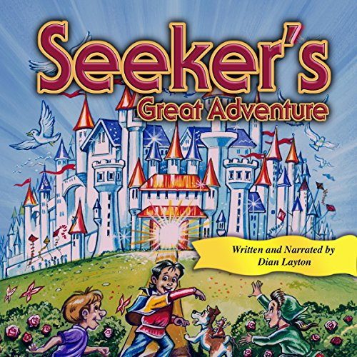 Seeker's Great Adventure audiobook cover art