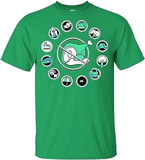 TeeWind Green Eggs and Ham Book T-Shirt