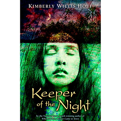Keeper of the Night audiobook cover art