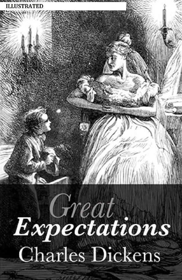 影響を受けやすいです株式会社インタビューGREAT EXPECTATIONS  [1867 Edition] (illustrated) (English Edition)