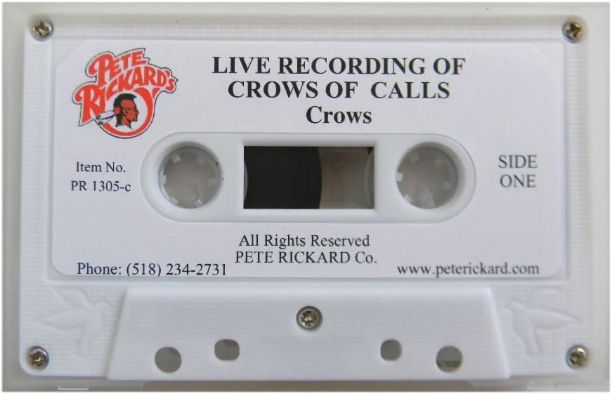 Pete Rickard's Recommended PR1305C Crow 2021 spring and summer new Above Cassette in