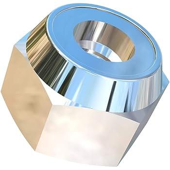 673715001 Inc #4-40 UNC Titanium Hex Nylock Nut Ti-6Al-4V Pack of 10 Allied Titanium 0000223, Grade 5