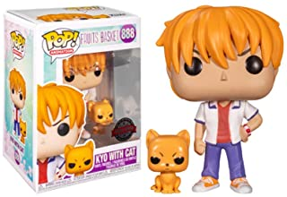 Funko POP! Animación #888 - Kyo con gato exclusivo