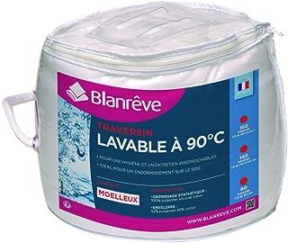 Blanrêve Traversin Lavable A 90°C 90