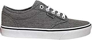 Men's Atwood Low-Top Sneakers (11.5 M US Women / 10 M US Men, (Static Heather) Gray/White)