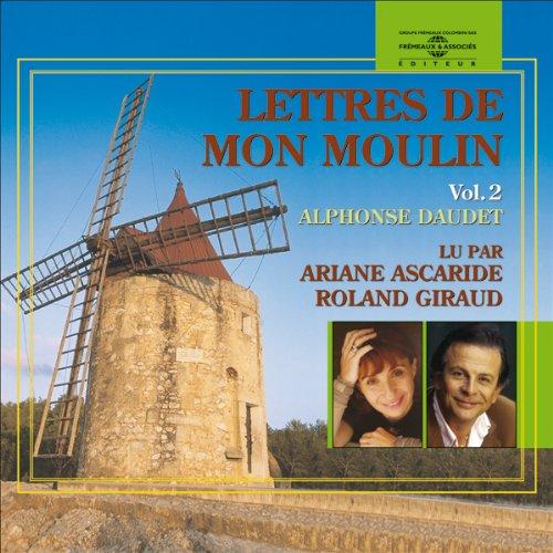 Couverture de Les Lettres de mon moulin Vol. 2