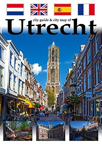 City guide & city map of Utrecht: Nederlands, Engels, Spaans, Frans