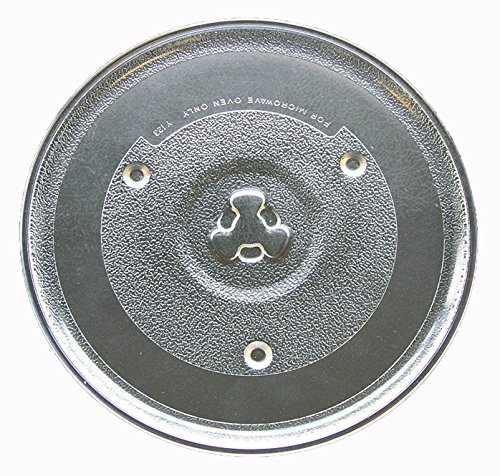 Emerson Microwave Glass Turntable Plate/Tray 10 1/2' #P23