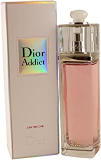 Dior Dior Addict Eau Fraiche Eau De Toilette Spray 3.4 Oz/ 100 Ml for Women By 3.4 Fl Oz