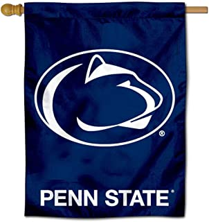 College Flags and Banners Co. Penn State University Nittany Lions House Flag