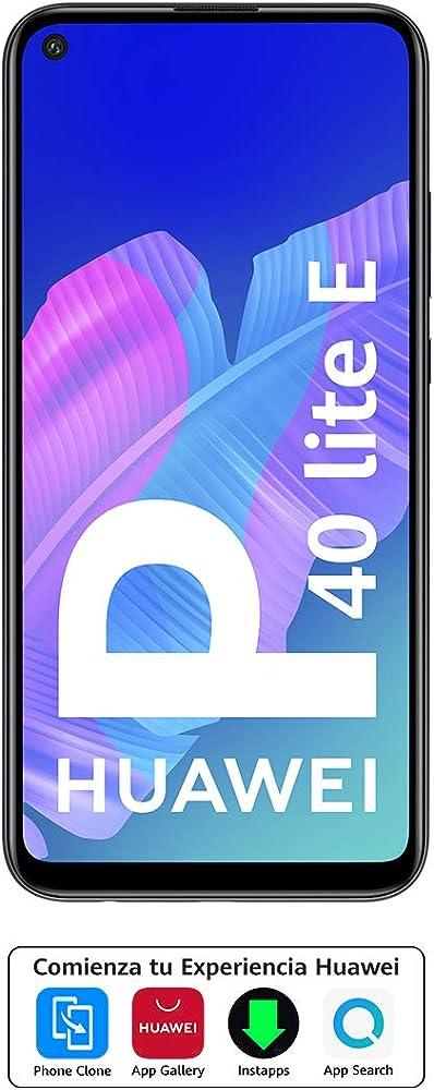 Huawei p40 lite e - smartphone 64gb, 4gb ram, dual sim 51095DDQ-AM