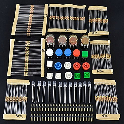 Elettronico Fan Kit Pacchetto di componente per i corsi Arduino sarter