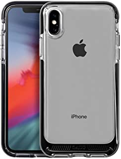 Laut Fluro Crystal Bumper Case For Apple Iphone X - Black