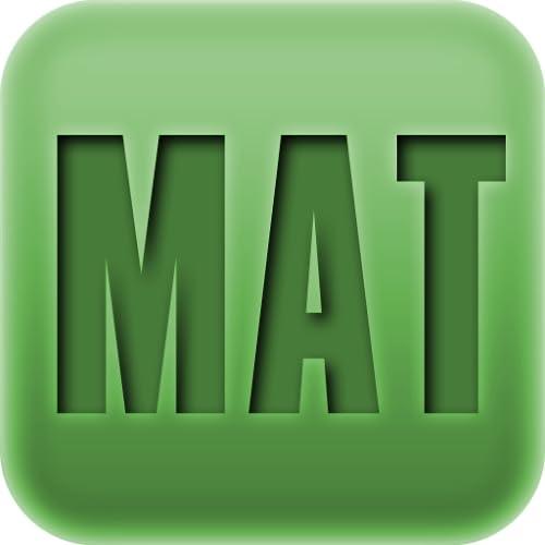 MAT Word List Flashcards