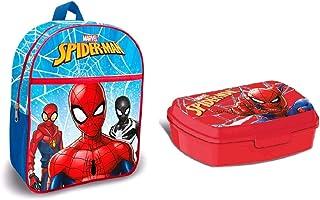 Mochila Spiderman - Lunch Box Spiderman