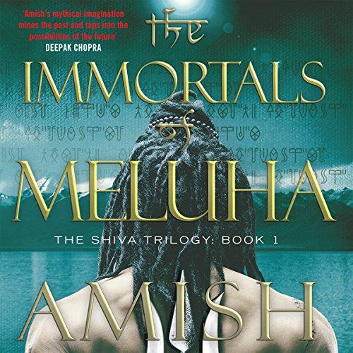 The Immortals of Meluha cover art