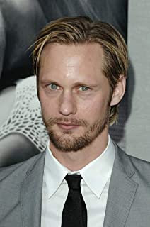Posterazzi Poster Print Alexander Skarsgard at Arrivals for True Blood Season 2 Premiere Paramount Theatre Los Angeles Ca June 9 2009. Photo by Roth StockEverett Collection Celebrity (16 x 20)