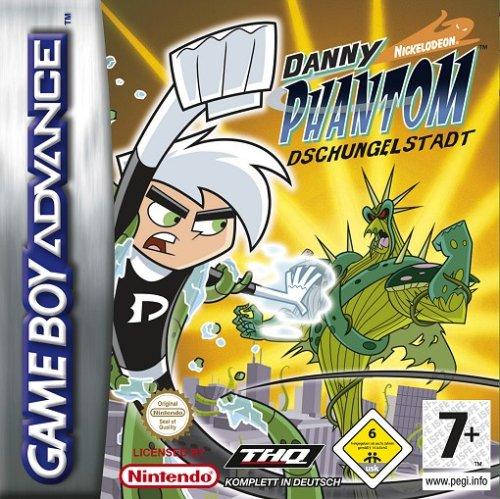 Danny Phantom: Dschungelstadt