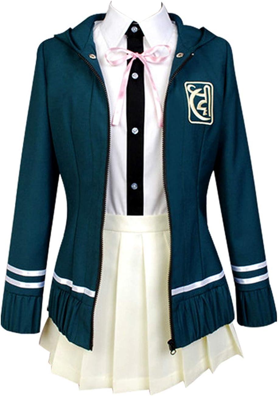 Ainiel Chiaki Nanami Cosplay Costume High Industry No. 1 2021 U School Female Outfit