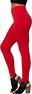 Conceited Premium Ultra Soft Leggings in 25 Colors - High Waisted - Women's Reg and Plus Size - Full & Capri Length