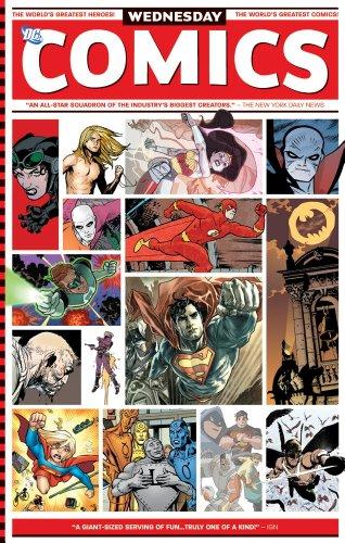 Wednesday Comics HC