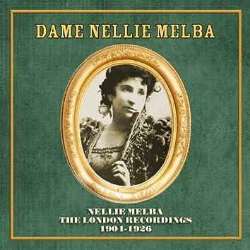 Nellie Melba: The London Recordings 1904-1926