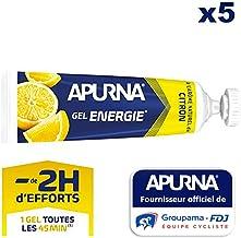 Apurna Lot de 5 gels Energie Citron – 35g Estimated Price : £ 9,86