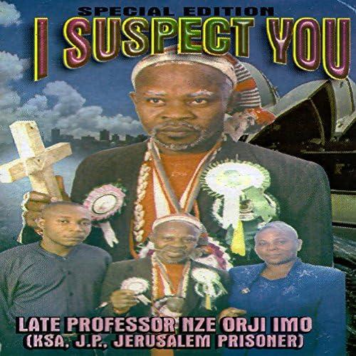 Late Professor Nze Orji Imo