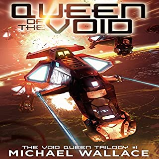 Queen of the Void cover art