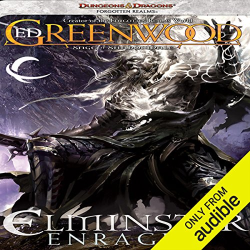 Elminster Enraged     Forgotten Realms: The Sage of Shadowdale, Book 3              By:                                                                                                                                 Ed Greenwood                               Narrated by:                                                                                                                                 Michael McConnohie                      Length: 12 hrs and 16 mins     4 ratings     Overall 4.3