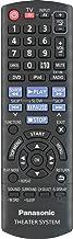 Panasonic N2QAYB000702 Home Theater System Remote Control for Panasonic Genuine Original Equipment Manufacturer (OEM) Part