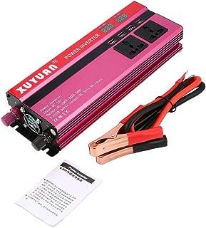 eamqrkt DC 12//24 V a AC 220 V 3000 W//4000 W Inverter per auto a energia solare