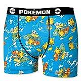 FREEGUN Boxer Pokemon Talla 14/16, Unitario Infantil T152/1, 14-16 para Niños