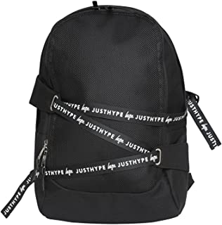 a48ca4bcd HYPE Tape Wrap Black/White Backpack Rucksack Bag - Ideal School Bags for  Boys and