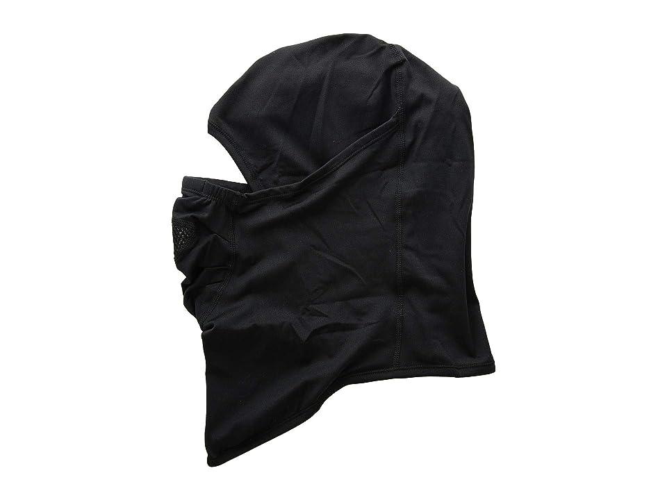 Hot Chillys Micro Elite Chamois Convertible Balaclava w/ Mask (Black) Scarves