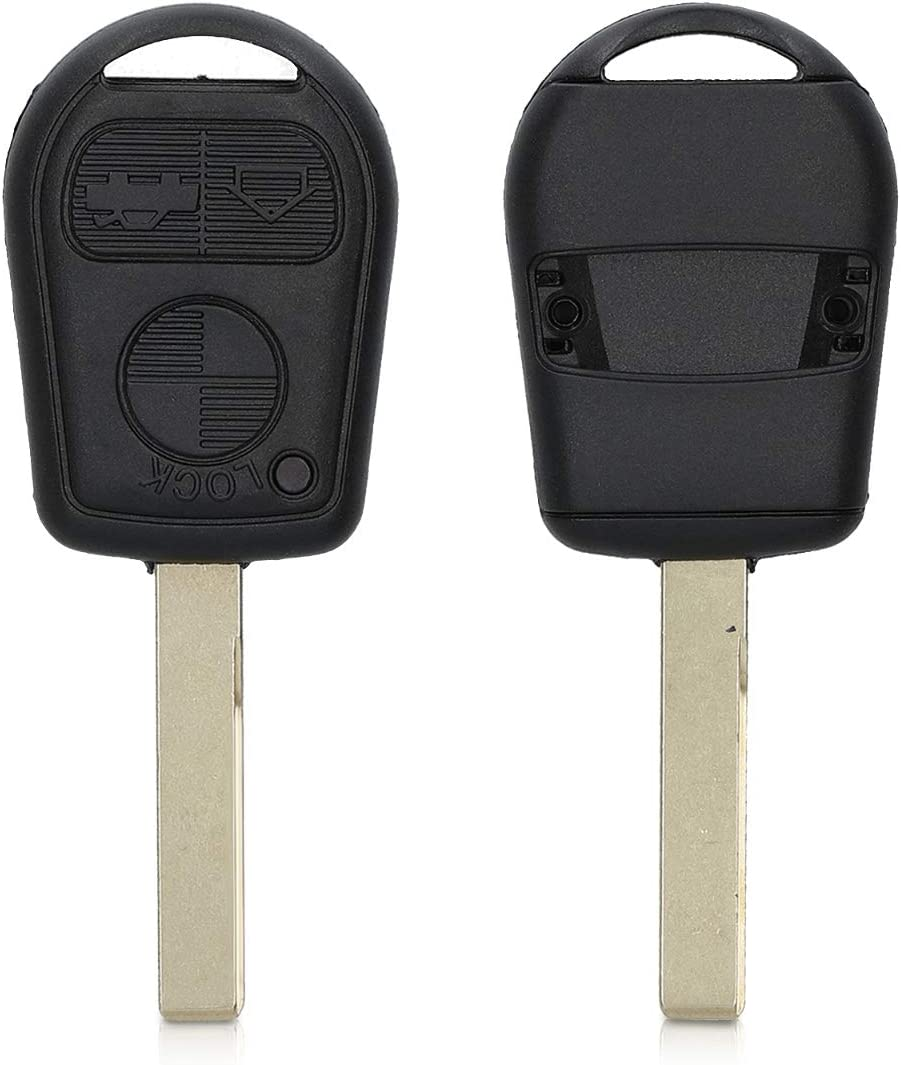Kwmobile Autoschlüssel Gehäuse Kompatibel Mit Bmw Elektronik
