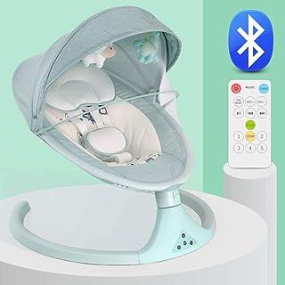 904ae8a39 Royala Bebé balancín eléctrico recién Nacido Balance Columpios Silla 1-3  años niño niña Canasta