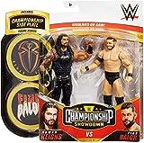 Roman Reigns V Finn Balor Championship Showdown Series 1 WWE Mattel figuras básicas de lucha libre