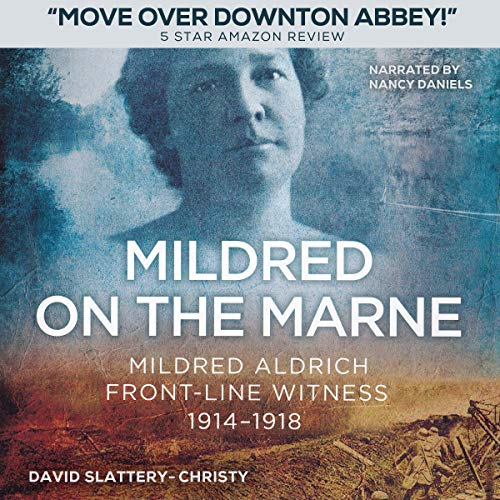 Mildred on the Marne audiobook cover art