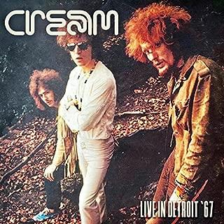 cream detroit 1967