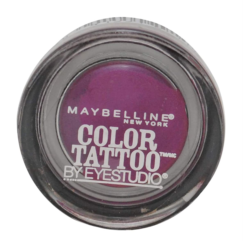 Maybelline Color Tattoo Eyeshadow Limited Edition - Fuchsia Fever