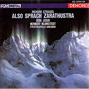 Strauss: Also Sprach Zarathustra, Op. 30