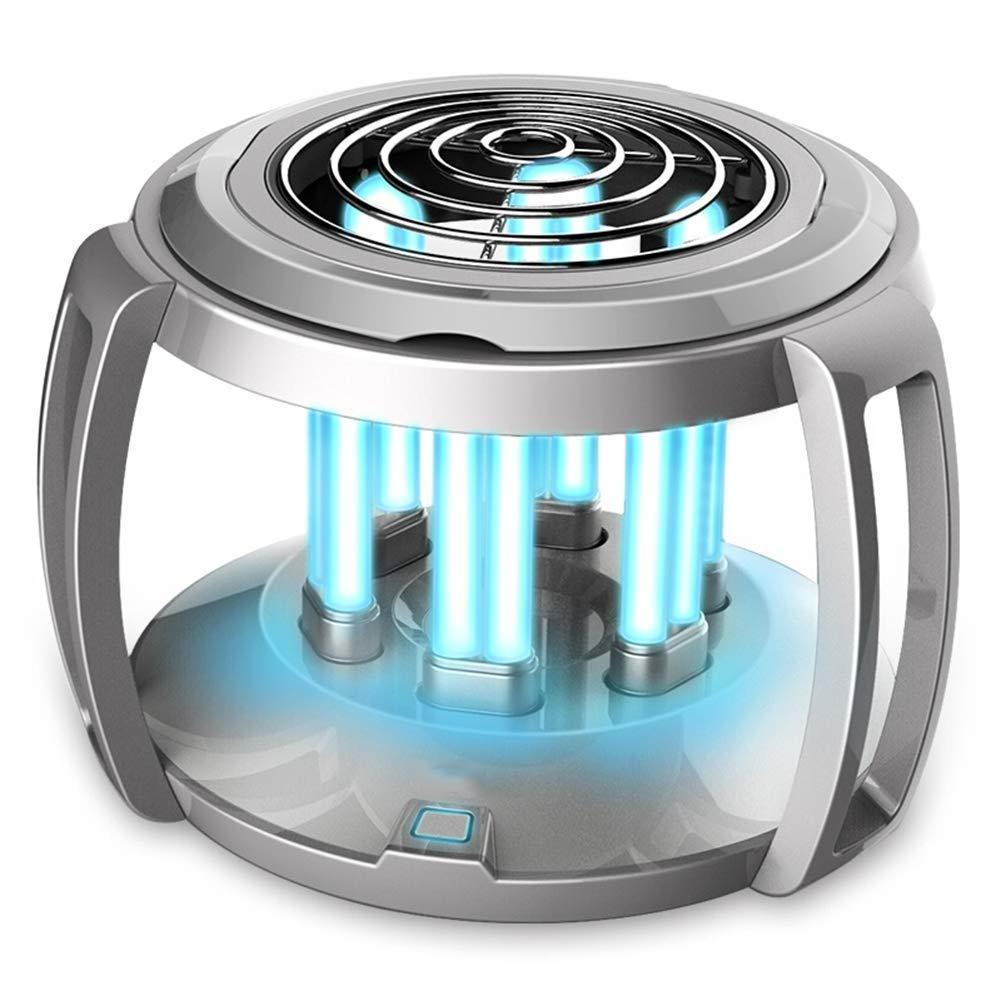 WSMLA El verdadero filtro de aire y ozono LED UV for Alergias ...