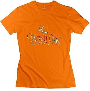 Punisher store 2016 Women's Customized Brand New T-shirts/2015 Peter Pan