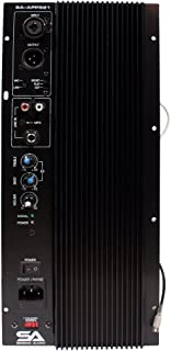 Seismic Audio - SA-APP521 - Class AB Plate Amplifier with 2 Band EQ for PA/DJ Speaker Cabinets - 500 Watt Replacement Amplifier