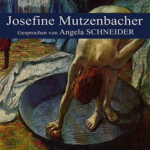 Josefine Mutzenbacher audiobook cover art