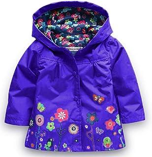 9e1f51eba JURASSIC WORLD Toddler Boys Girls Waterproof Raincoat Cartoon Hooded Jacket  Coat