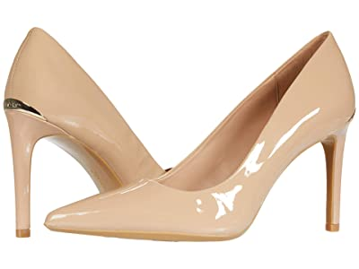 Calvin Klein Ronna (Desert Sand) High Heels